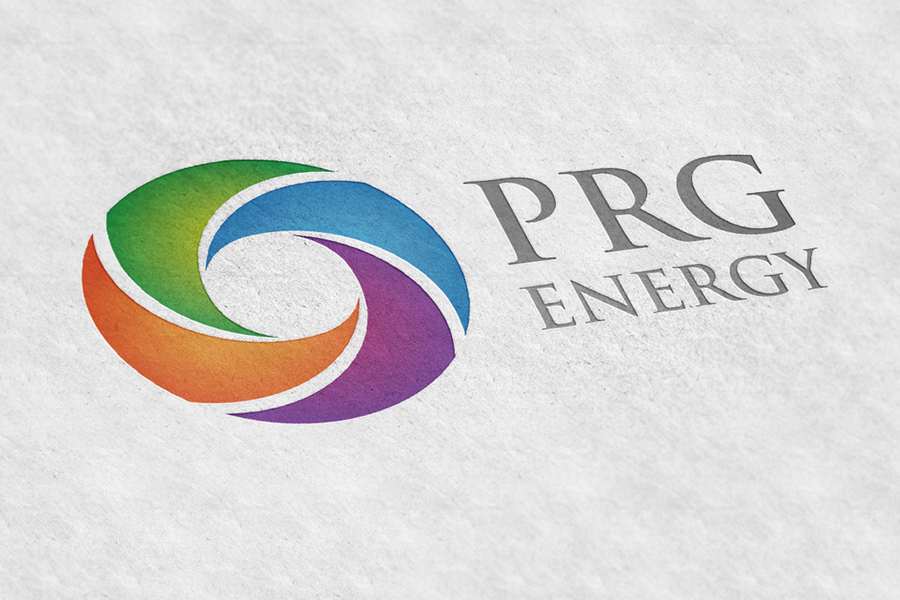Logo for energy consultant